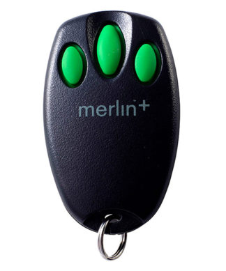 C945 - Three Button Mini Remote Control (Security+)