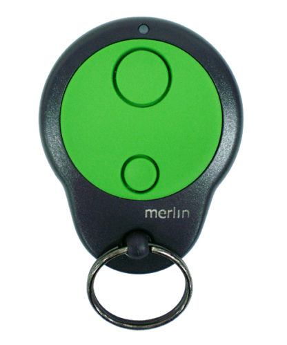 M842R Two Button Keyring Remote Control