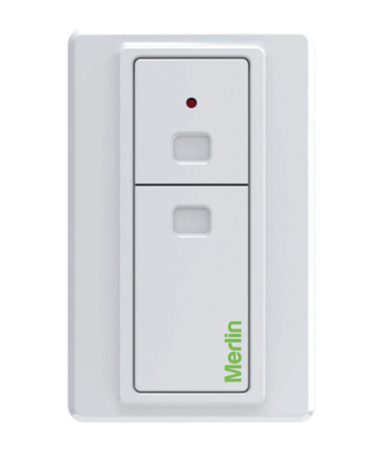E138M - Two Button Wireless Wall Button (Security+ 2.0)