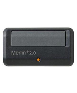 E940M - Single Button Remote Control with Car Visor Clip (Security+ 2.0)