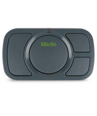 E964M - Four Button Car Visor Remote Control (Security+ 2.0 & Security+)