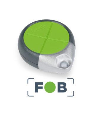 E970M - Four Button Remote Control (Security+ 2.0 & Security+)